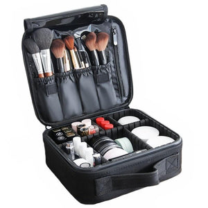 Professional Cosmetic Case Waterproof Storage Makeup Bag - Inspired Uplift Store