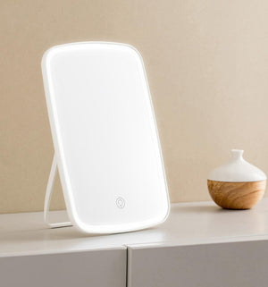 Illuminated LED Makeup Mirror For Bathroom Vanity - Inspired Uplift Store