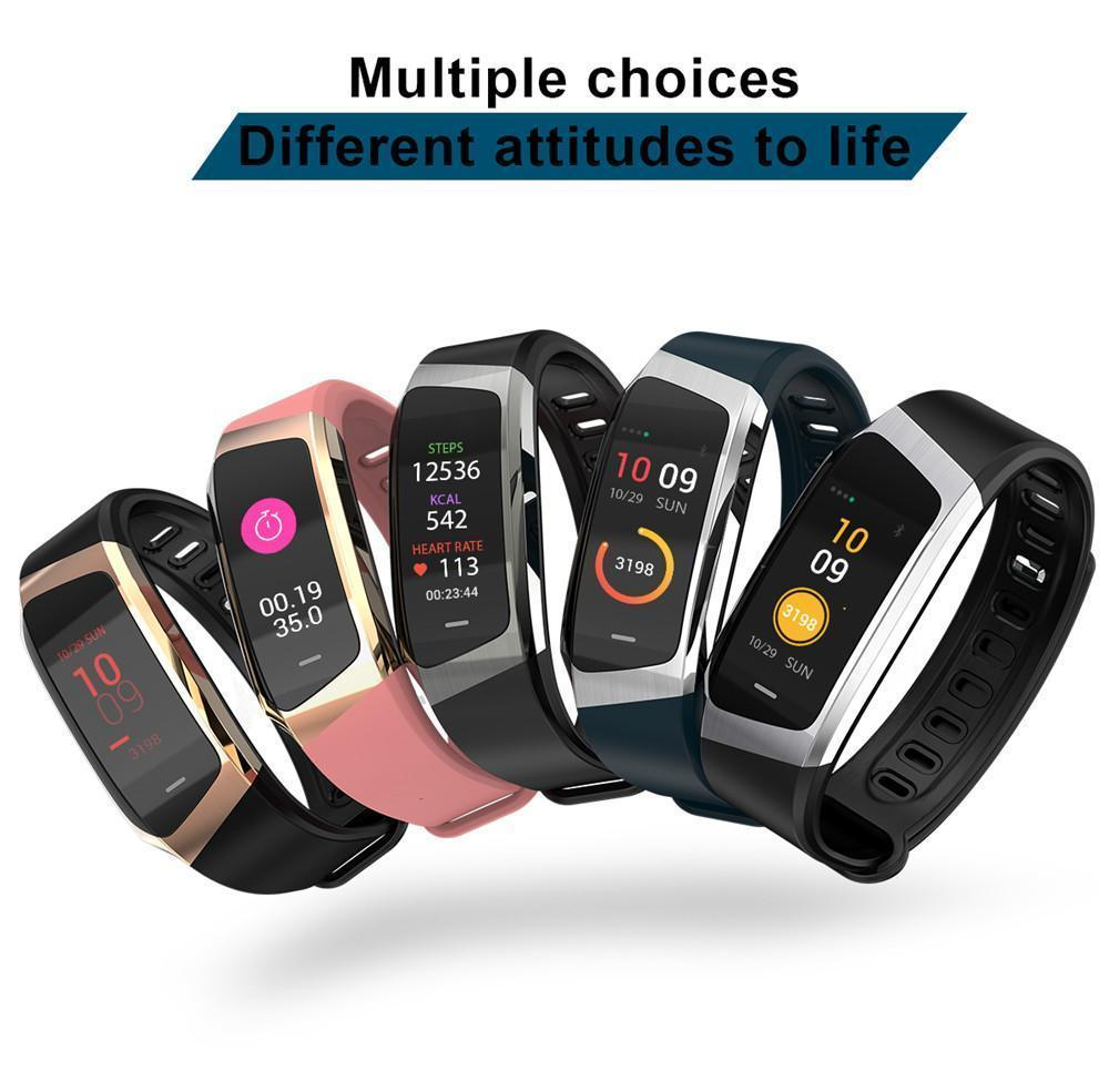 E18 Smart Band - Heart Rate Monitor - Inspired Uplift Store