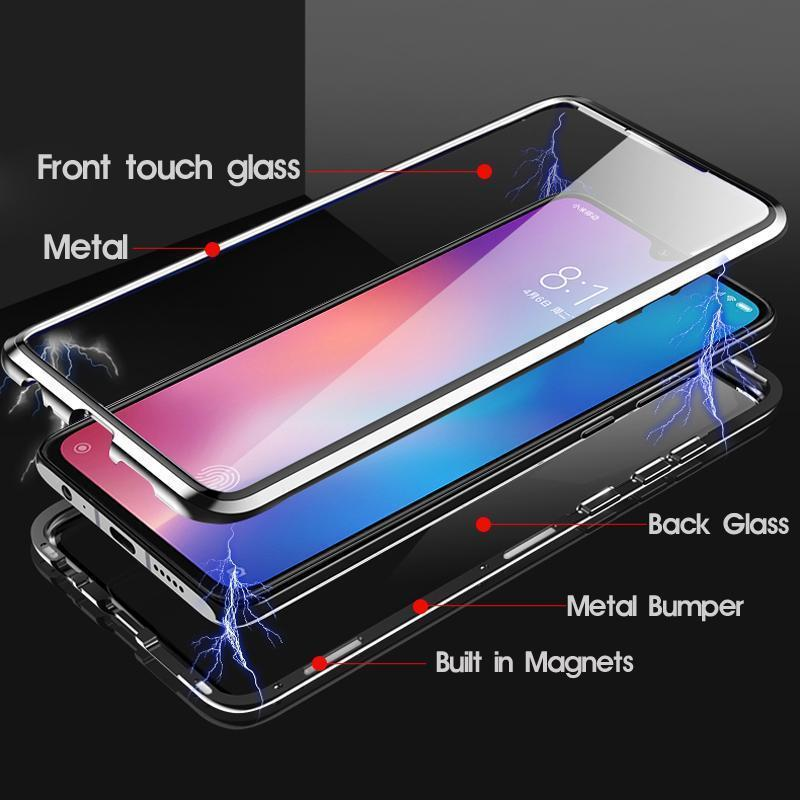 Magnetic Absorption Phone Cases for Xiaomi Redmi Note7, Note7 Pro, K20, K20 Pro. - Inspired Uplift Store