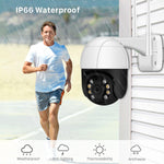 Wireless Wi-Fi IP Camera Outdoor 4X Digital Zoom P2P ONVIF  Security CCTV Camera - Inspired Uplift Store