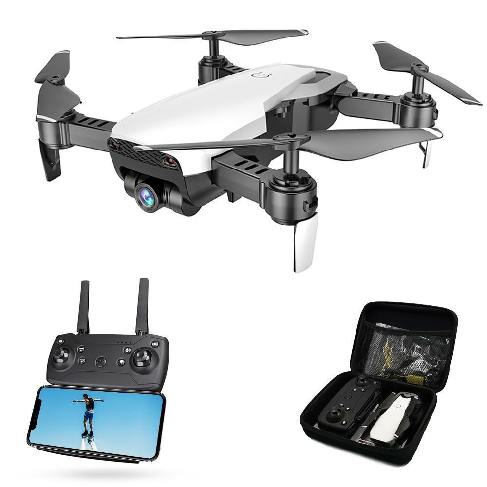 Global Drone FPV Selfie Dron Foldable Drone with Camera HD Wide Angle Live Video - Inspired Uplift Store