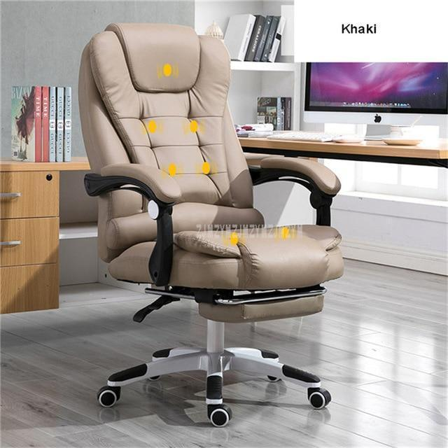 Home Computer Desk Armchair Boss Office Chair - Inspired Uplift Store