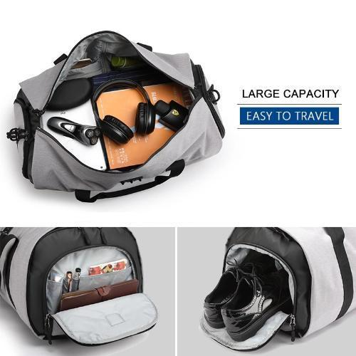 All-IN-ONE - Multifunctional Travel Bag - Inspired Uplift Store