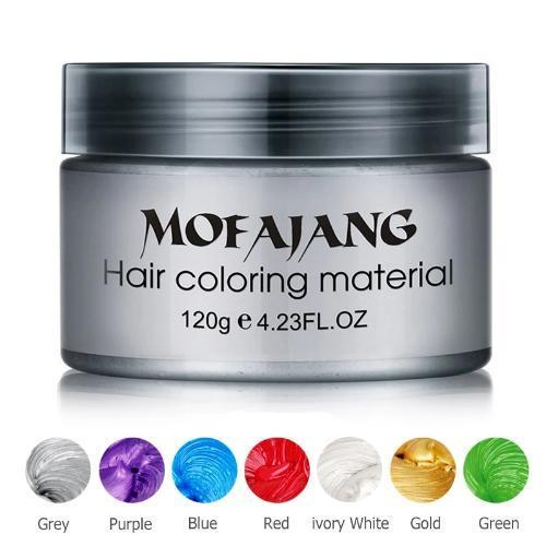 Mofajang - Unisex Hair Coloring Wax - Inspired Uplift Store