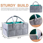 New Foldable  Baby Caddy Storage Basket - Inspired Uplift Store