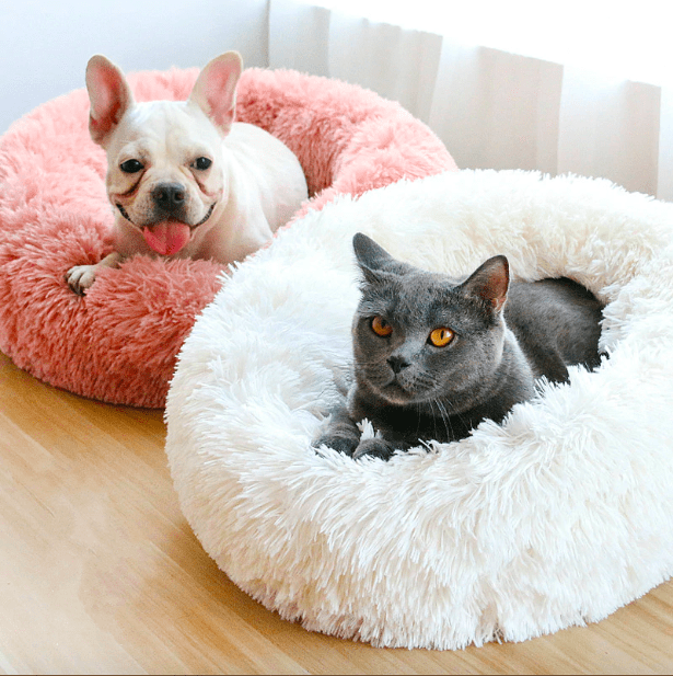 Anti-Anxiety Calming Bed For Dogs, Cats By Inspired Uplift - Inspired Uplift Store