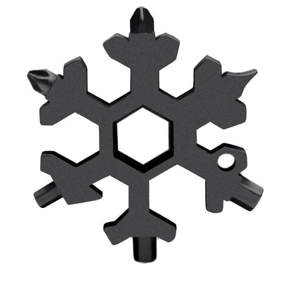 FEX™  18-in-1 Stainless Steel Snowflakes Multi-Tool - PAPA BEAR HOME