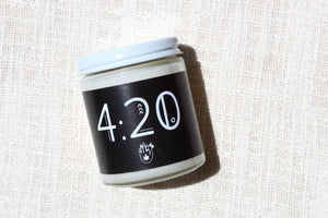 4:20 Candle