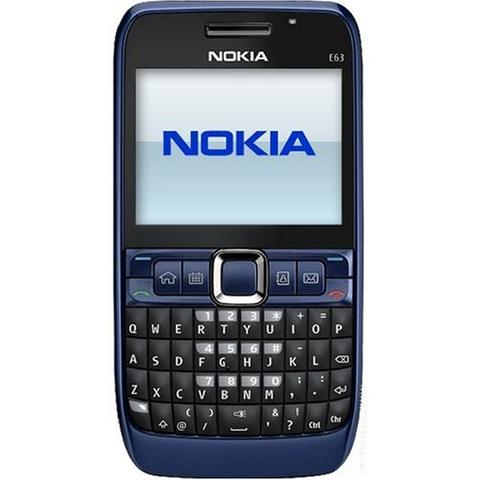 Nokia E63 (with 6 months warranty) ( Refurbished )