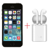 Apple iPhone 5 16GB + EarPods  (with 6 month warranty) ( Refurbished )