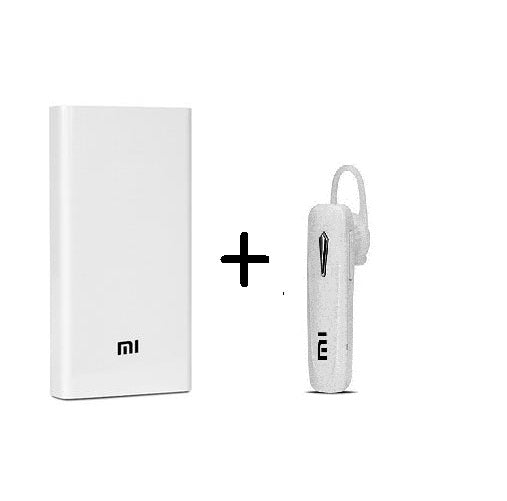 Power Bank + Bluetooth