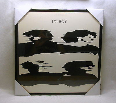 "U2 Framed Album Cover ""Boy"" (1980)"
