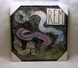 "R.E.M. Framed Album Cover ""Reckoning"" (1984)"