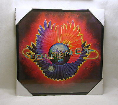 "JOURNEY Framed Album Cover ""Infinity"" (1978)"