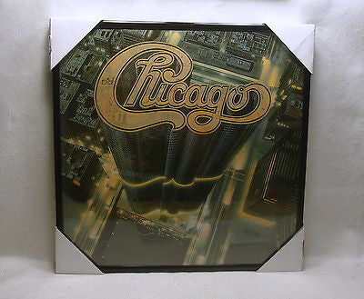 "CHICAGO Framed Album Cover ""Chicago 13"" (1979)"