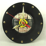 Clock made w/a WINGS (Paul McCartney) Record / Silly Love Songs