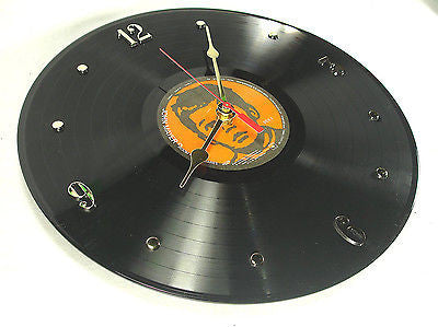 Clock made w/a JOHN MAYER Record / Room For Squares