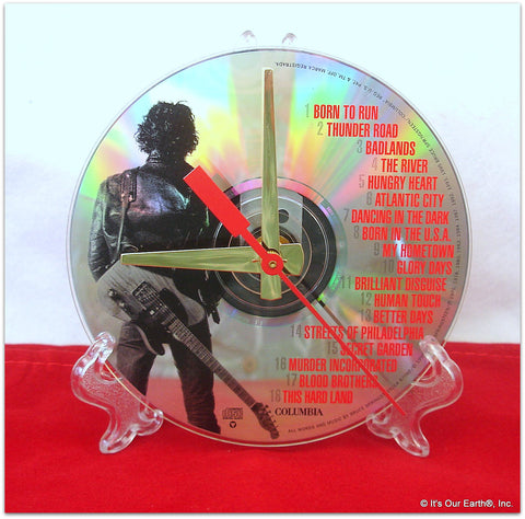 Recycled Bruce Springsteen CD