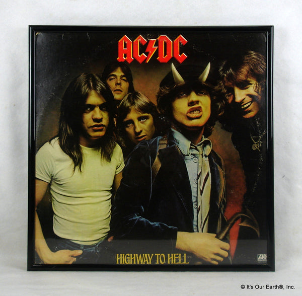 Framed Record Album Cover It S Our Earth 174 Inc