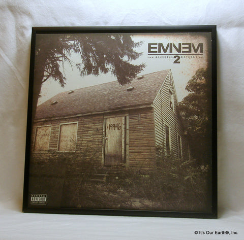 "EMINEM Framed Album Cover ""The Marshall Mathers LP 2"" (2013)"