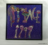 "PRINCE Framed Album Cover ""1999"" (1982)"