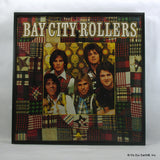 "BAY CITY ROLLERS Framed Album Cover ""Bay City Rollers"" (1975)"