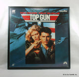 Framed Laser Disc Cover Wall Art