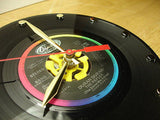 Clock made w/a DURAN DURAN Record / Reflex Dance Mix