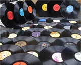 Lot of Vinyl Records for Crafting