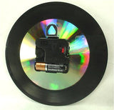 "Clock made w/a PINK FLOYD Record ""Money"" (1973)"