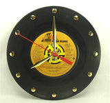 Clock made w/a FRANK SINATRA Record / Theme From New York, New York