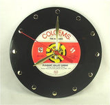 Clock made w/a MONKEES Record / Pleasant Valley Sunday