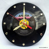 "Clock made w/a GRATEFUL DEAD Record ""Touch Of Grey"" (1987)"