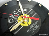 "Clock made w/a BILL HALEY Record ""Rock Around The Clock"" (1955)"