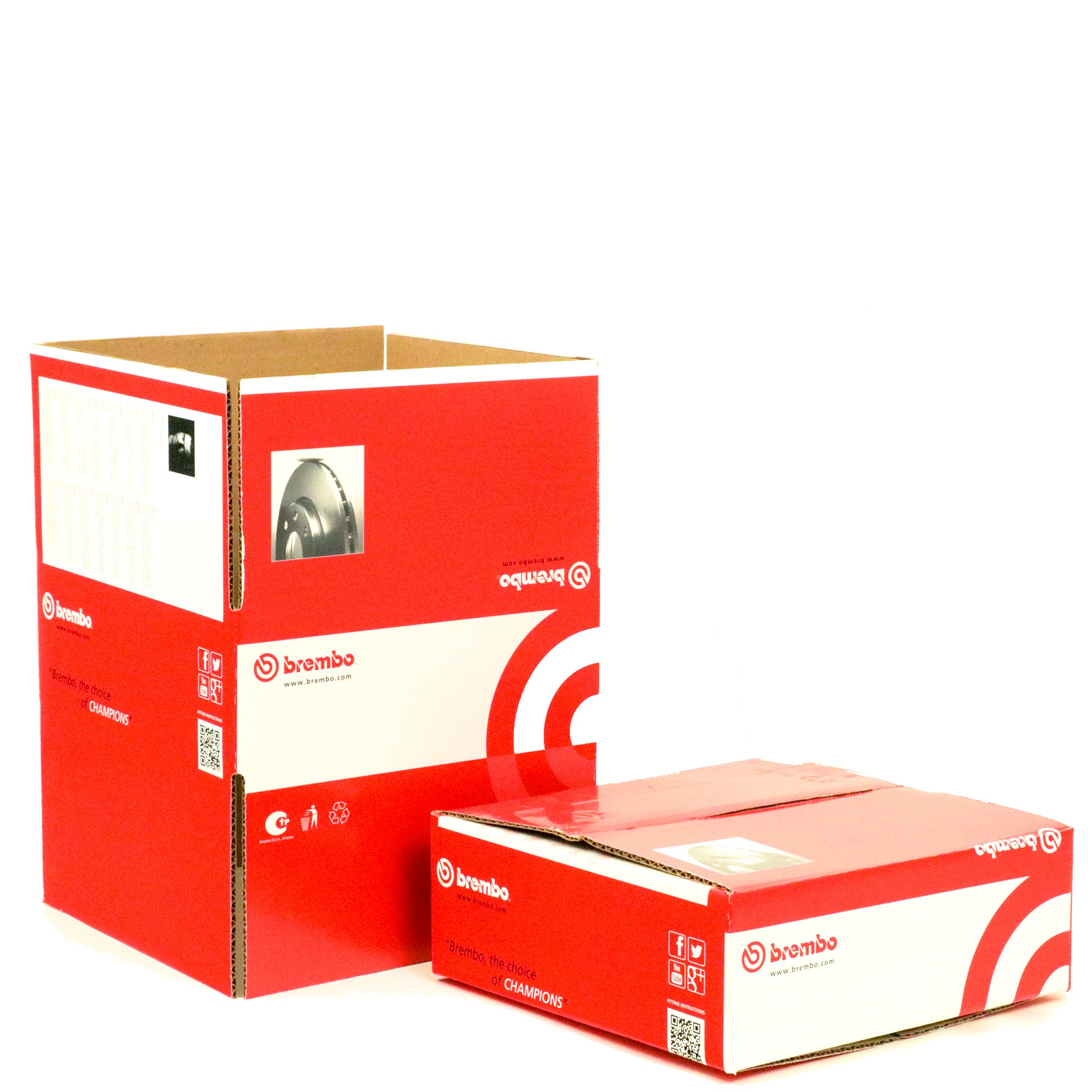 "BRAND NEW Brembo ""GIFT"" Boxes"