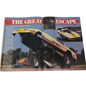 "Car Craft Magazine (Jan 1984), feat. ""Dayton, OH - Where Cruisin' USA Began"""