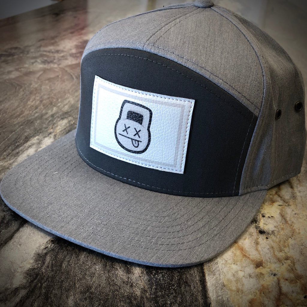 Heather Grey/Charcoal StrapBack