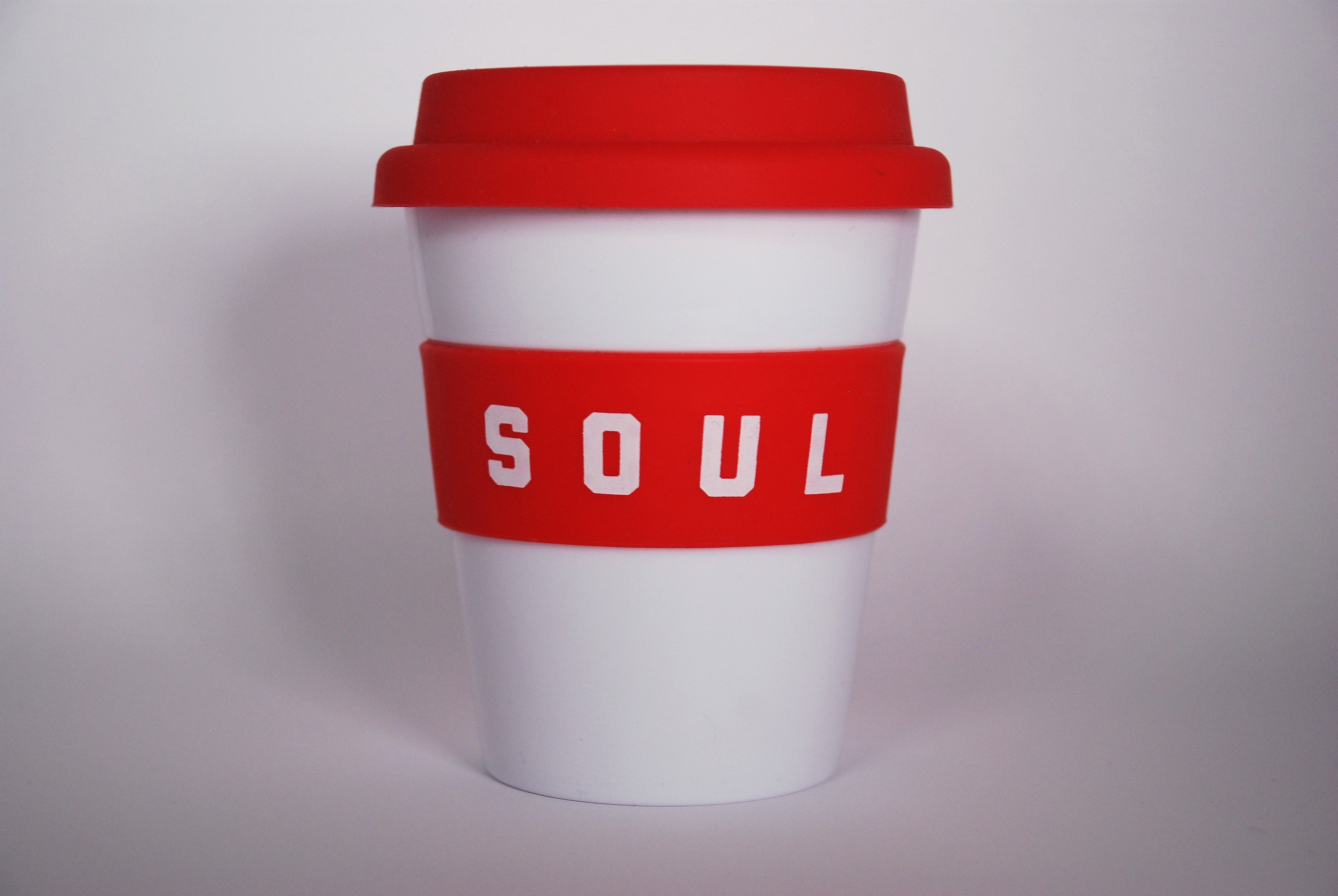SOUL Reusable Coffee Tumbler