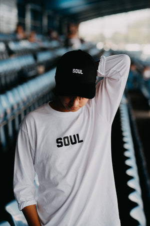 SOUL long sleeved tee