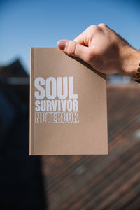 Soul Survivor notebook