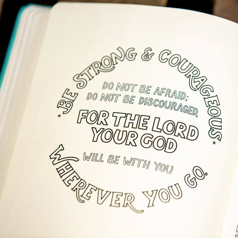 Soul Survivor Journaling Bible