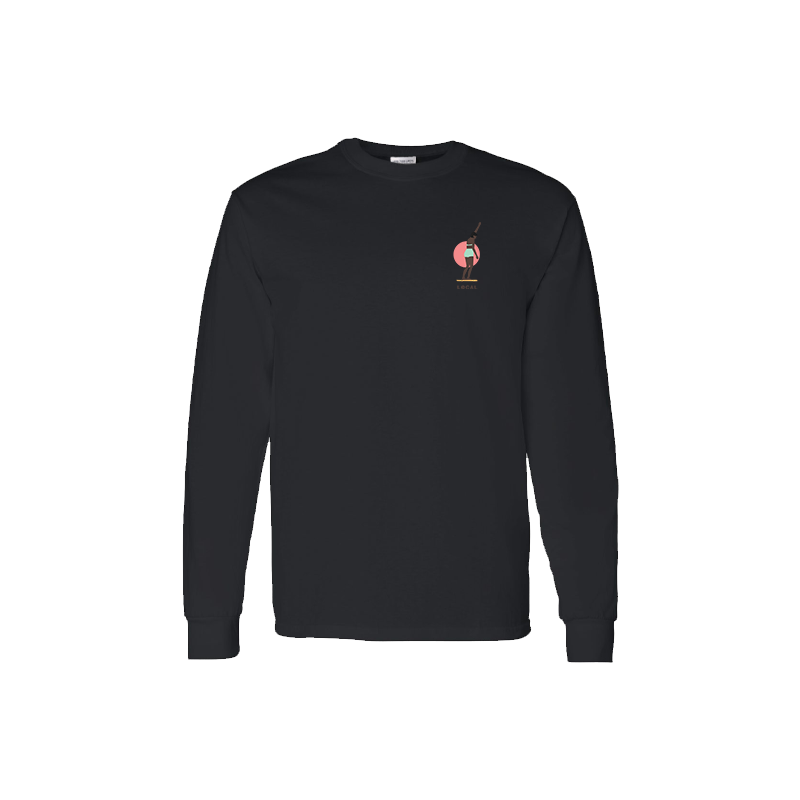 Solidarity Embrodiery L/S