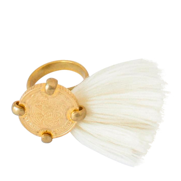 Silk duster Ring