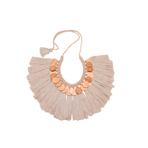 Escamas y Plumas Big Necklace