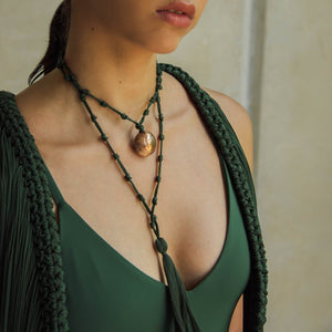 Nudillos Doble Necklace