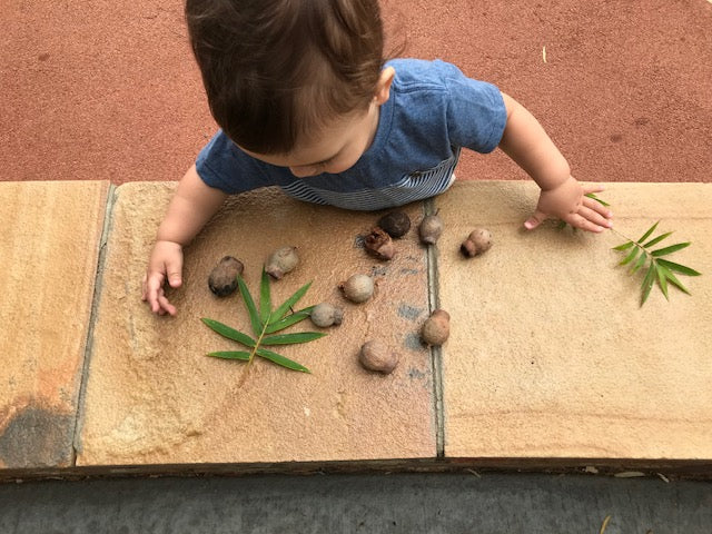 Nature Play - Loose parts
