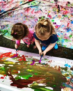 31st May - Toddler Sensory / Budding Artists - Casual Sibling Discount