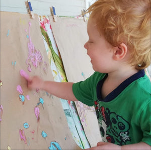 10th May - Toddler Sensory / Budding Artists - Casual Class
