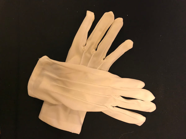 White Gloves (One Size)
